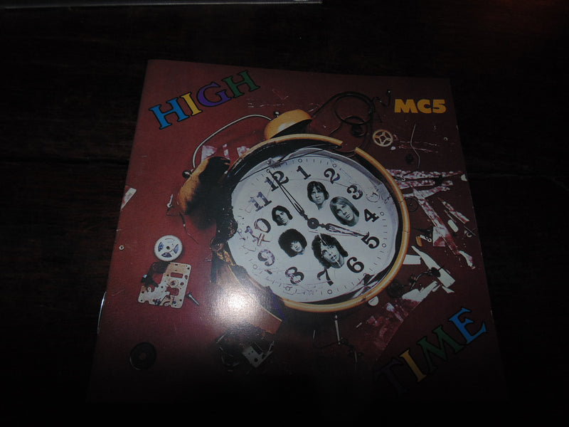 MC5 CD, High Time, Import