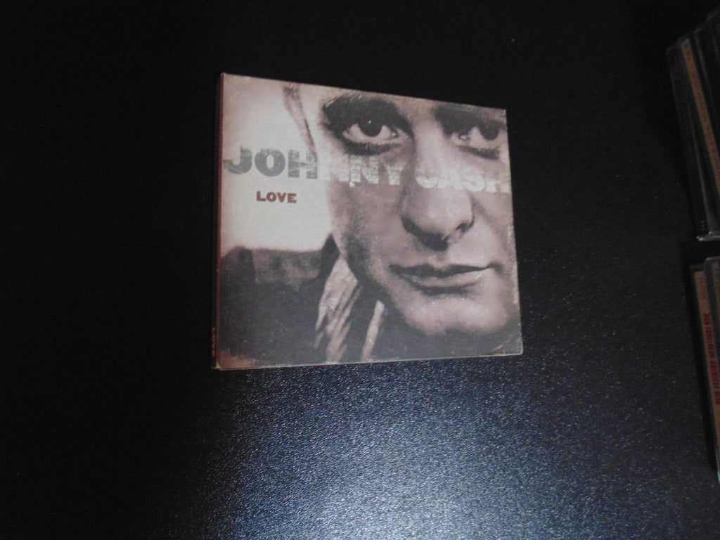 Johnny Cash CD, Love, digi-case