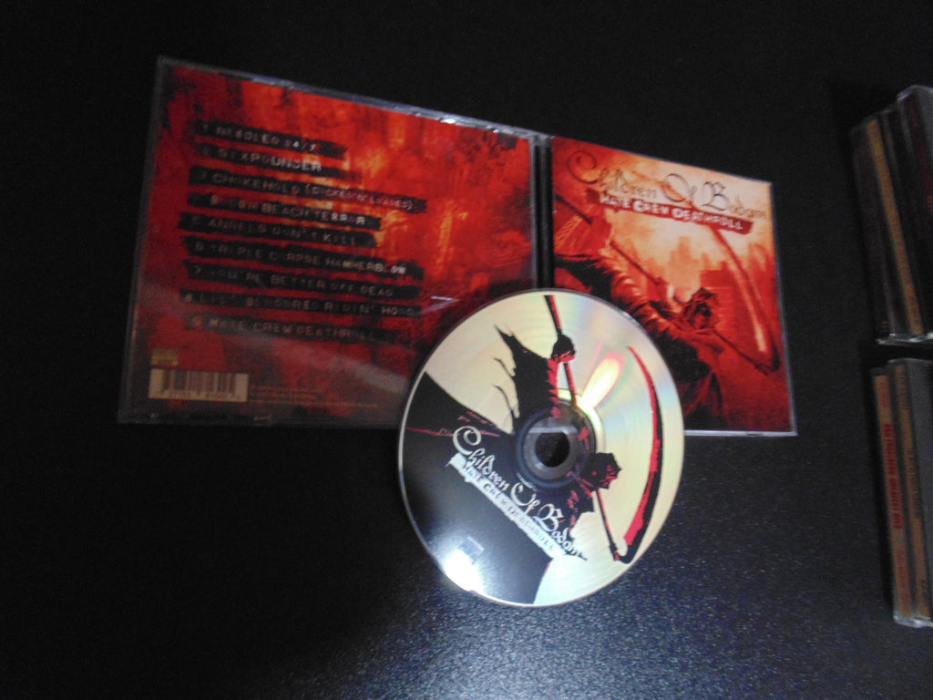 Children of Bodom CD, Hate Crew Deathroll, Century Media, Fibits: CD, LP & Cassette Store