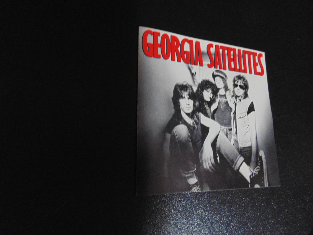 Georgia Satellites CD, Self-titled, Same, S/T, Fibits: CD, LP & Cassette Store
