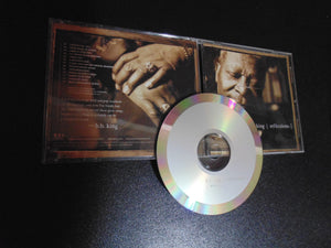 B.B. King CD, Reflections, BB, Fibits: CD, LP & Cassette Store