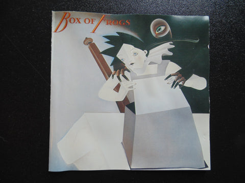 Box of Frogs CD, Self-titled, Jeff Beck, Yardbirds, Rory, Fibits: CD, LP & Cassette Store