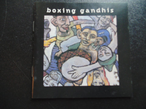 Boxing Gandhis CD, Self-titled, S/T, Same, Fibits: CD, LP & Cassette Store
