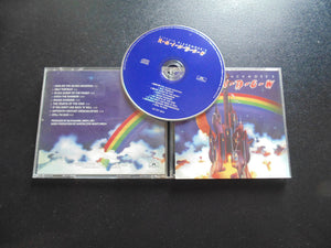 Ritchie Blackmore's Rainbow CD, Dio, Deep Purple, Remastered, Fibits: CD, LP & Cassette Store