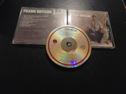 Peabo Bryson CD, Take No Prisoners, W. Germany, Fibits: CD, LP & Cassette Store