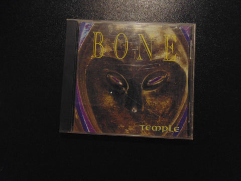 Bone CD, Temple, 1995, Grunge, Fibits: CD, LP & Cassette Store