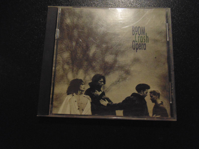 Boom Crash Opera CD, Self-titled, S/T, Same, Fibits: CD, LP & Cassette Store