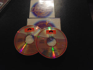 Bee Gees, CD, Greatest Hits, Best of, 2 cd, Fat Box, Fibits: CD, LP & Cassette Store