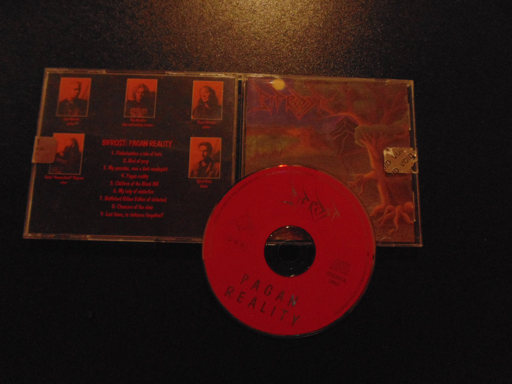 Bifrost CD, Pagan Reality, , Fibits: CD, LP & Cassette Store
