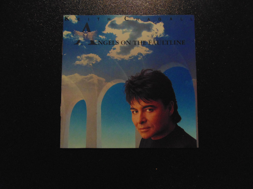 Keith Chagall CD, Angels on the Faultline , Fibits: CD, LP & Cassette Store