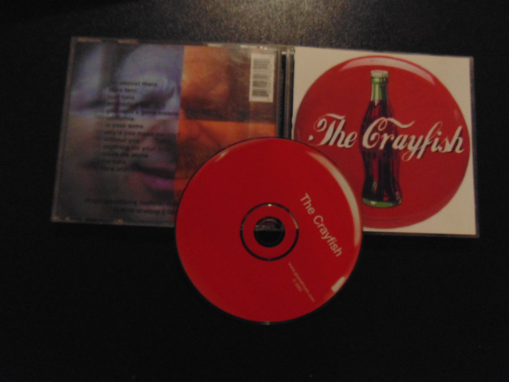 The Crayfish CD, Self-titled, Lord Tracy, Pantera, Terry Glaze, Fibits: CD, LP & Cassette Store