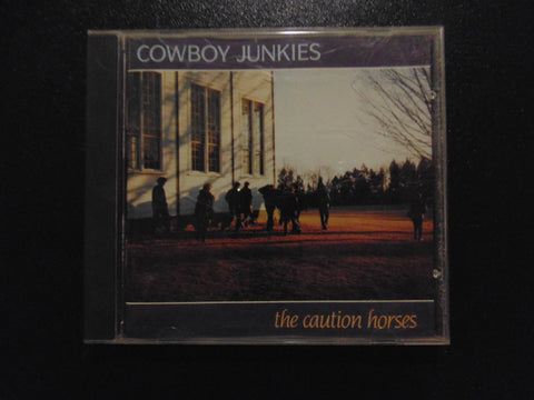 Cowboy Junkies CD, The Caution Horses, Fibits: CD, LP & Cassette Store