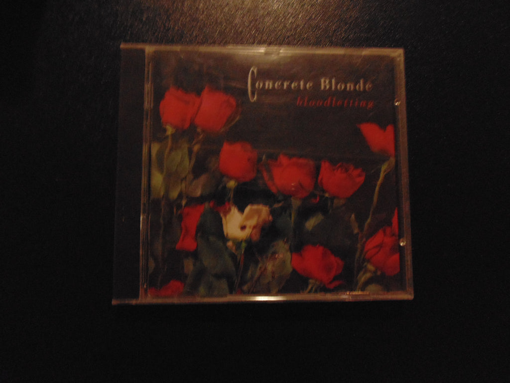 Concrete Blonde CD, Bloodletting, Joey, Fibits: CD, LP & Cassette Store
