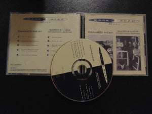 Canned Heat CD, Quicksilver, Messenger Service, Hits, Best, Greatest, Fibits: CD, LP & Cassette Store