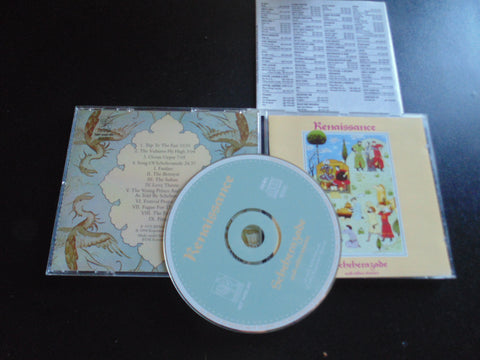 Renaissance CD, Scheherazade and other Stories, 1994, Fibits: CD, LP & Cassette Store
