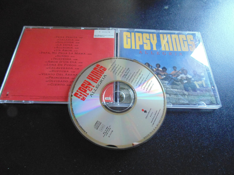 Gipsy Kings CD, Allegria, BMG, Original, Fibits: CD, LP & Cassette Store