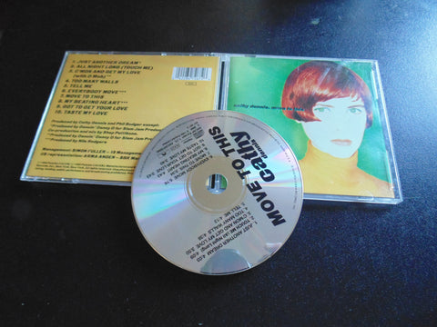 Cathy Dennis CD, Move to This, Original, Fibits: CD, LP & Cassette Store