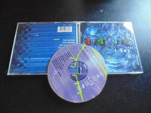 Erasure CD, I Say, I Say, I Say, Fibits: CD, LP & Cassette Store