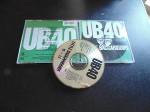 UB40 CD, Little Baggariddim, EP, The Pretenders, Fibits: CD, LP & Cassette Store