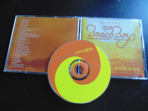 The Beach Boys CD, Sound of Summer, Best of, Greatest, Fibits: CD, LP & Cassette Store