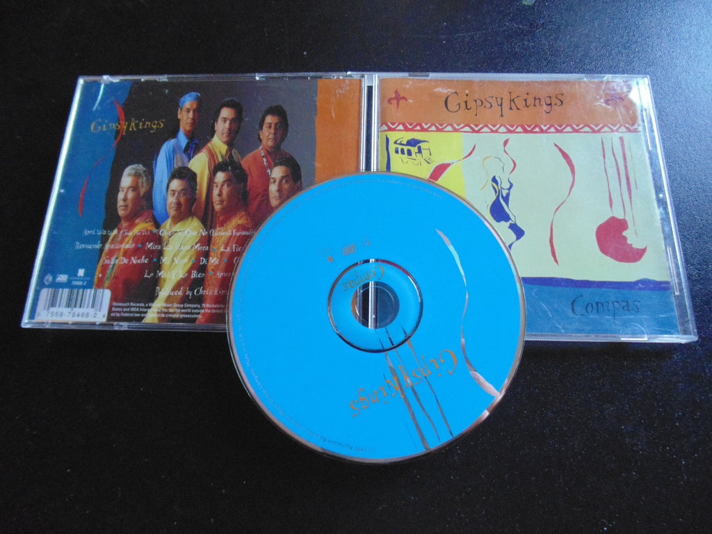 Gipsy Kings CD, Compas, Gypsy, 1997, Fibits: CD, LP & Cassette Store