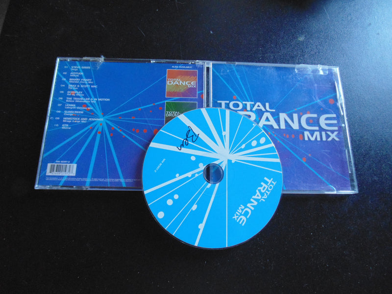 Total Trance CD, Mix, STEVE GIBBS, LEAMA, ECHOPLEX, Fibits: CD, LP & Cassette Store
