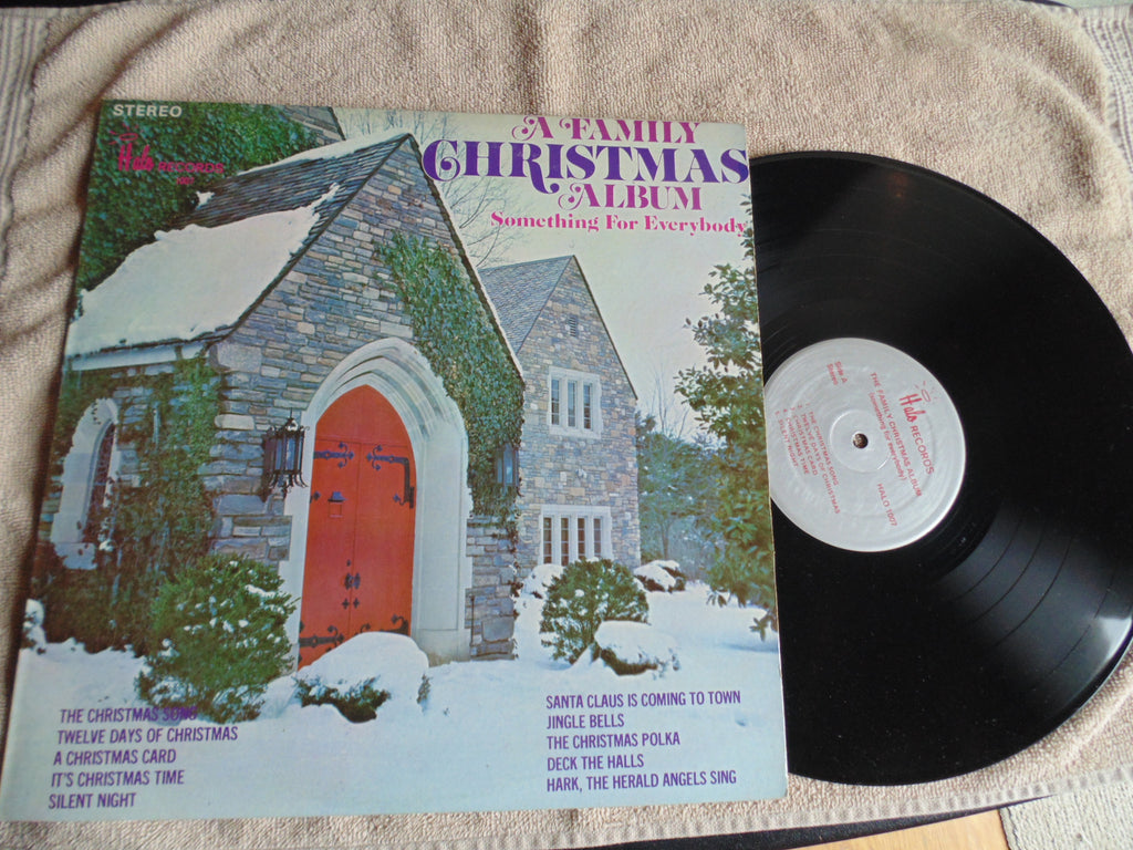 A Family Chirstmas Album, Something for Everything, Bobby Russell, Singleton Sisters, Buddy and Bunny, Fibits: LP, CD, Video & Cassette Store