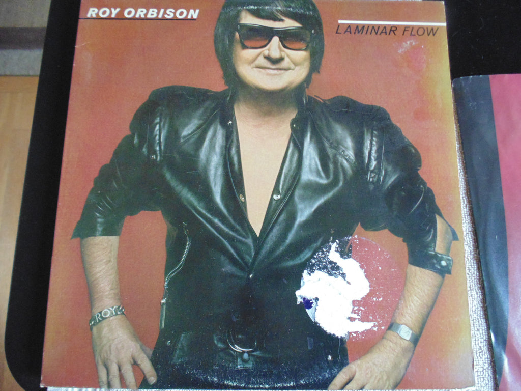 Roy Orbison LP, Laminar Flow, Asylum Records Fibits: LP, CD, Video & Cassette Store