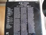 Joe Pass LP, Portraits of Duke Ellington, Fibits: LP, CD, Video & Cassette Store