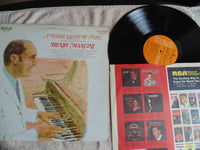 Henry Mancini LP, A Warm Shade of Ivory, Romeo & Juliet, Fibits: LP, CD, Video & Cassette Store