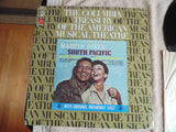 South Pacific LP, Martin Pinza, Original Broadway Cast, Columbia Treasury, Fibits: LP, CD, Video & Cassette Store