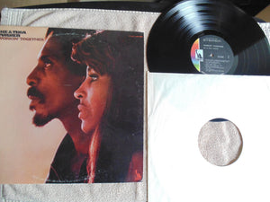 Ike & Tina Turner LP, Workin' Together, Liberty LST-7650, Fibits: LP, CD, Video & Cassette Store