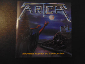 Artch CD, Another Return to Church Hill, LOOKS NEW