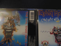 Iron Maiden CD, Can I Play with Madness, 7-Tracks, UK Import