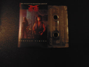 Mcauley Schenker Group, Cassette, Perfect Timing, MSG, Michael, Scorpions