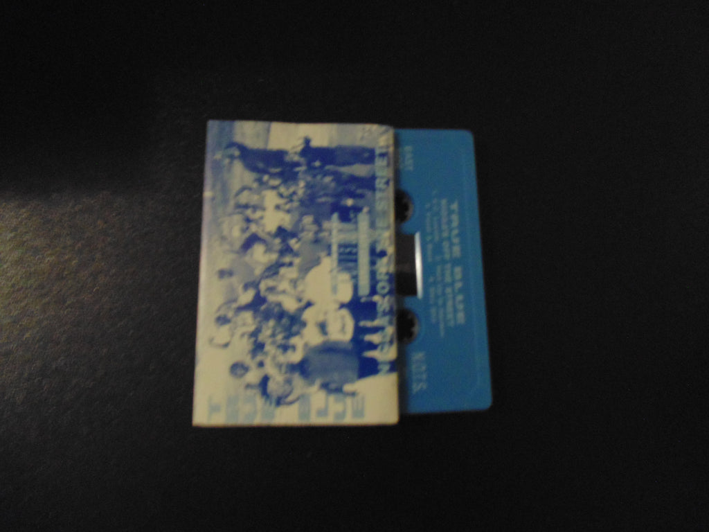N.O.T.S. (Niggas Off The Street), Cassette - True Blue