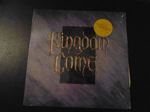 Kingdom Come LP, Self-titled, Same, S/T, Fibits: LP, CD, Video & Cassette Store