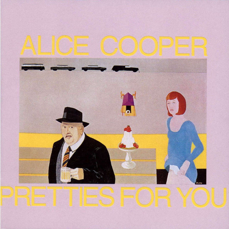 Alice Cooper CD, Pretties for You, Remastered, Rhino