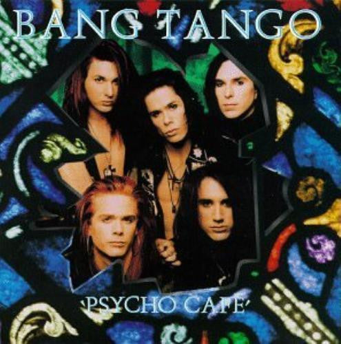 Bang Tango CD, Psycho Cafe, Original MCA / Mechanic Pressing