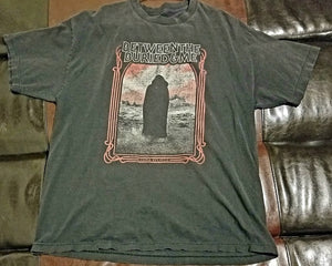Between The Buried & Me 'Coma Eliptic' OG T-Shirt Men's 2XL