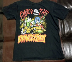 Blood on the Dance Floor T-Shirt - Men's Medium