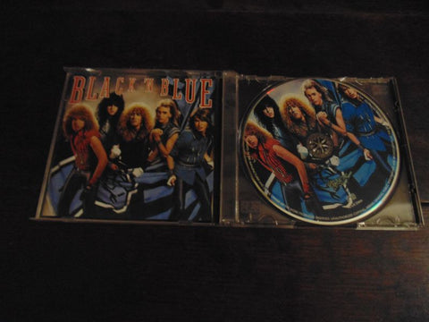 Black n Blue Cd, Self-titled, S/T, Same, Hold on to 18, KISS, Tommy Thayer, Import, Remastered