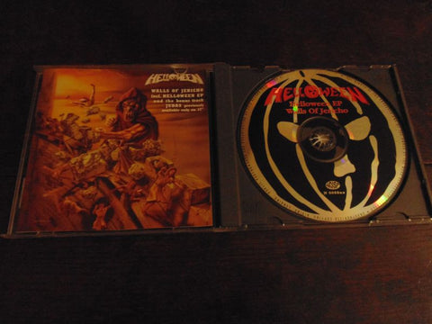 Helloween CD, Walls of Jericho, Original 1997 Noise Records Pressing