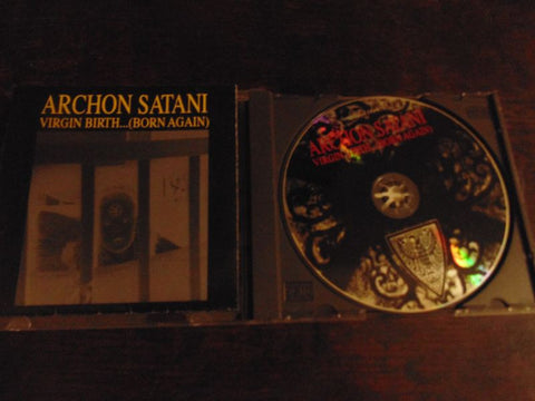 Archon Satani CD, Virgin Birth....(Born Again), Functional Organisation 004