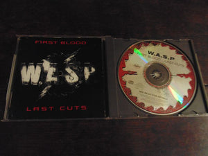 W.A.S.P. CD, Last Cuts, Best, Greatest, WASP, BMG