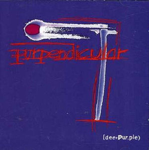 Deep Purple CD, Purpendicular, Ian Gillan