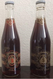 5 Bottles - Gene Simmons & KISS Cola Set - Root Beer, Cola, Cherry Kola