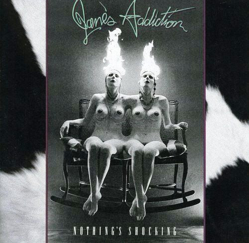 Jane's Addiction CD, Nothing's Shocking, Explicit