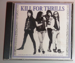 Kill for Thrills CD, Dynamite from Nightmareland, Guns n Roses