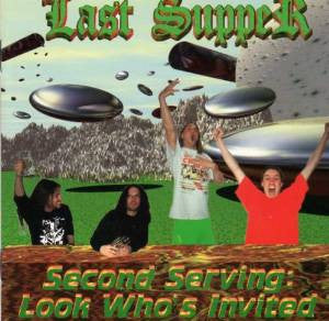 Last Supper CD, Second Serving: Look Who's Invited